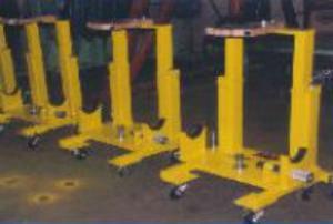 Trim Actuator Transport Stands