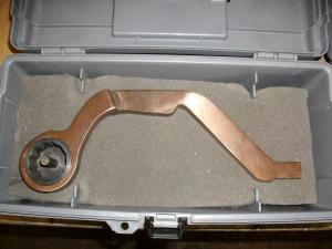 Custom Manufactured Offset Wrench