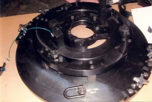Turbine Compressor Disc Pusher-Puller