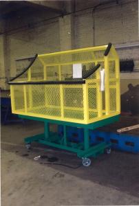 Fuselage Mechanic's Platform