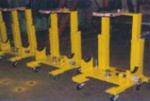 Trim Actuator Transport Stands