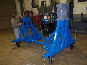 Turbine Build Cart
